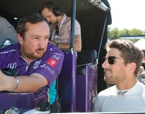 Grosjean keeping 'sweet spot' with engineer Boisson in Andretti move