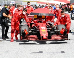 Leclerc to start Russian GP at the back due to hybrid upgrade