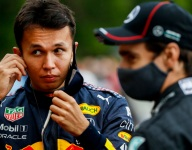 Wolff urges Red Bull to release Albon to get Williams seat