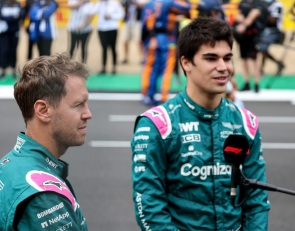 Aston Martin confirms Vettel and Stroll for 2022