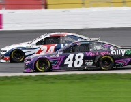Hendrick's Bowman and Byron look beyond frustrating playoff start