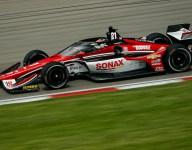 VeeKay lands Portland grid penalty after engine change