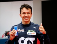 Albon in Williams frame with Bottas likely to join Alfa
