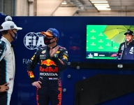 Verstappen says Russell would 'make it very difficult' for Hamilton