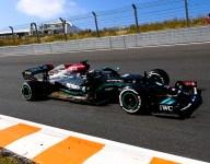 Hamilton leads truncated first Dutch Grand Prix practice