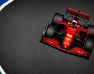 Leclerc leads Ferrari sweep of second Dutch GP practice