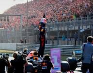 Verstappen overcame DRS failure on pole lap