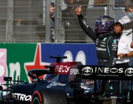 Hamilton lauds 'fantastic' track after just missing pole