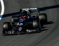 Gasly revels in 'small win' with fourth for AlphaTauri