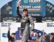 Creed continues playoff domination with Darlington sweep
