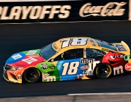 Kyle Busch fined for violations at Darlington