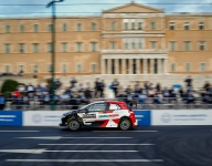 Ogier leads after Acropolis Rally prologue