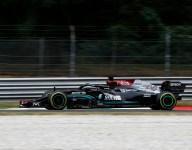Hamilton tops opening Italian GP practice