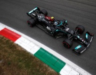 Bottas leads Mercedes sweep of Monza Sprint qualifying