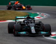 Hamilton shocked by Red Bull pace gain