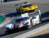 Tincknell by a nose in second Laguna practice