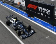 Gasly gets pit lane start for new PU after crash