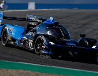 Albuquerque storms to pole in record-setting qualifying at Laguna
