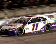 Late charge came 'a little bit too late' - Hamlin