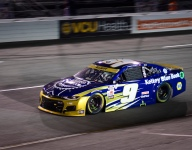Elliott rebounds from early issues at Richmond