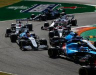 Less pressure after first points bolstered Williams form - Russell