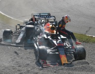 Verstappen handed grid penalty for causing Hamilton collision
