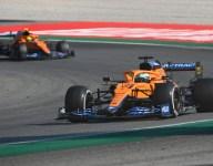 Ricciardo leads McLaren 1-2 at Monza, Hamilton and Verstappen clash again