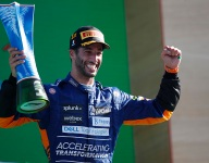 McLaren recognized chance of Italian GP victory after Friday pace