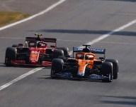 McLaren win bittersweet for Sainz amid Ferrari fight