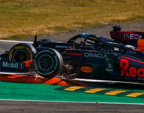 Verstappen and Hamilton 'unlucky' in Monza crash, Alonso says