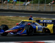 Rossi earns much-needed runner-up after 'big fight' in Portland