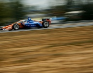 What do IndyCar's contenders need to do at Laguna to stay in the hunt?