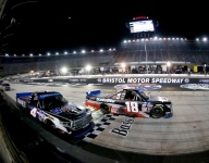 Smith advances in Truck playoffs with Bristol victory
