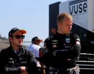 Rosenqvist ready for a reset after problematic season