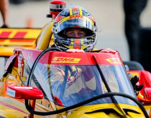 Hunter-Reay 'all smiles' ahead of final Andretti outing