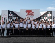 Honda clinches IndyCar manufacturers' title in Monterey