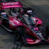 Castroneves qualifies third to flash full-time form in Long Beach