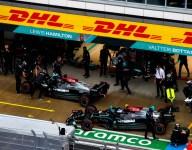 Hamilton 'embarrassed' by pit lane crash