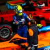 Norris edges Sainz and Russell for Russian GP pole in last-lap frenzy