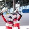 Pole took pressure off in drive to GTD Long Beach victory - Snow