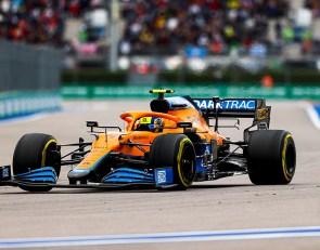 McLaren explains decision not to overrule Norris in Russian GP