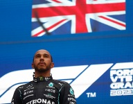 Hamilton 'the best there has ever been' - Wolff