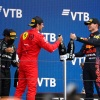 Verstappen celebrates 'amazing result' from last to second