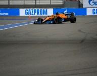 Norris escapes penalty despite pit lane entry incident