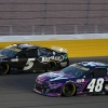 Larson fights back for 10th after 'poor execution' derails night