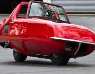 Innovative vehicles at Chattanooga Motorcar Festival