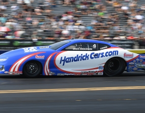 Anderson gets 'monkey off the back' after record-tying 97th Pro Stock victory