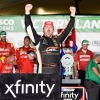 Berry steals spotlight in Xfinity Series playoff opener at Las Vegas