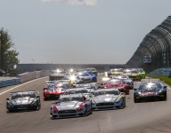 Dramatic day as Dyson wins Trans Am race at Watkins Glen