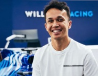 Williams signs Albon to replace Russell; Latifi stays